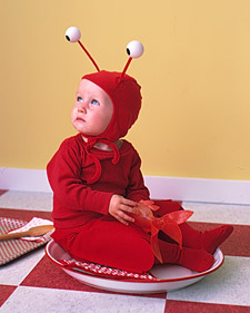 Snappy Lobster Halloween Costume