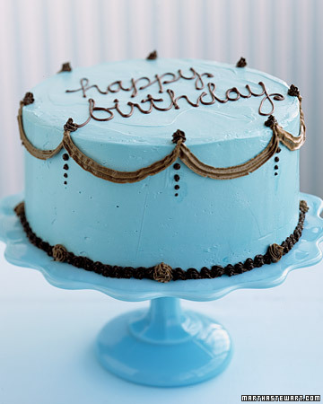 Classic Birthday Cake Gallery