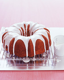 Image of Apple-Cinnamon Bundt Cake, Martha Stewart