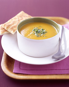 Curried Carrot Soup - Martha Stewart Recipes