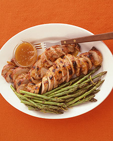 Image of Apricot-Glazed Pork Tenderloin, Martha Stewart