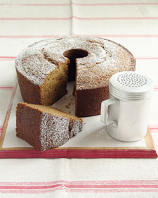 Image of Applesauce Cake, Martha Stewart