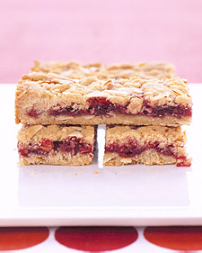 Image of Almond Fruit Bars, Martha Stewart