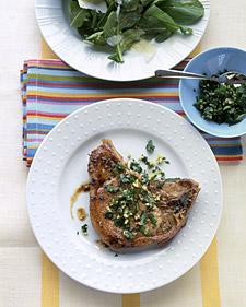 Image of Arugula Salad With Lemon Dressing, Martha Stewart