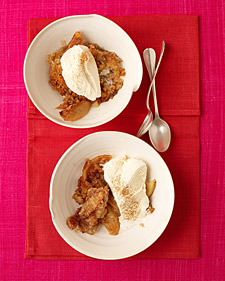 Image of Apple Brown Betty, Martha Stewart