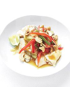Image of Asian Chicken With Cashews, Martha Stewart