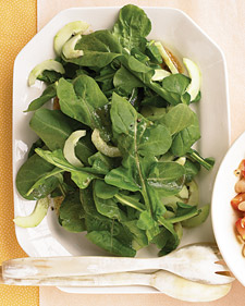 Image of Arugula Cucumber Salad, Martha Stewart