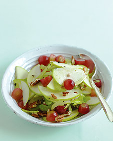 Image of Apple, Grape, And Celery Salad, Martha Stewart