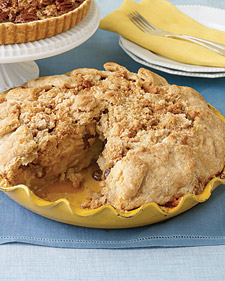 Image of Apple Crumb Pie, Martha Stewart