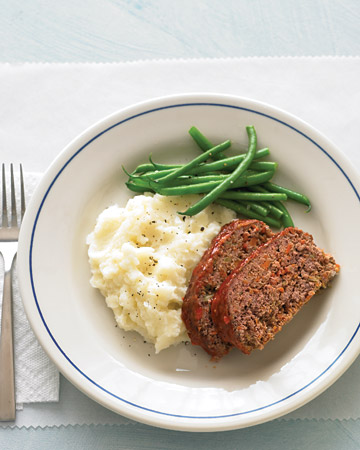 Our comforting menu of meatloaf and buttermilk mashed potatoes is as ...