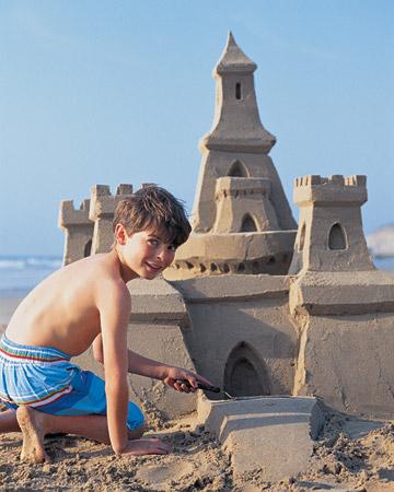 пясъчни замъци