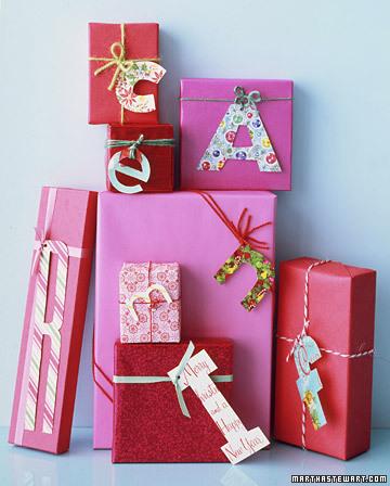Personalize sua caixa de presente. 05 dez 2008 3 Comentários