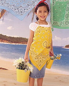 Bandanna Clothing Crafts