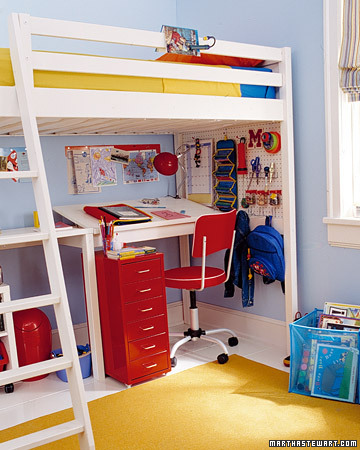 ideas for organizing kids rooms