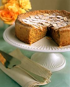 Image of Apricot Torte, Martha Stewart