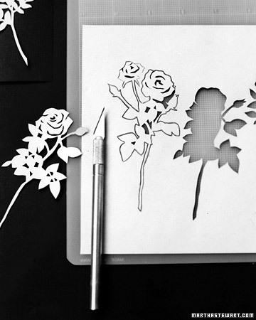 Шаблоны цветов для вырезания из бумаги, Вырезание из бумаги, Цветок