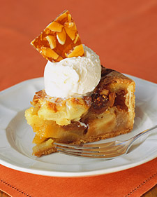 Image of Apple Praline Tart, Martha Stewart