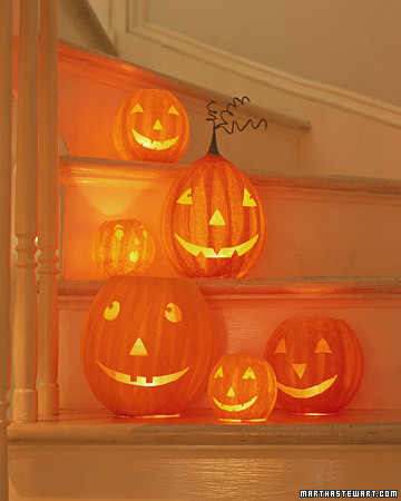 Calabazas de Halloween