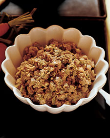 Image of Apple-Chestnut Stuffing, Martha Stewart