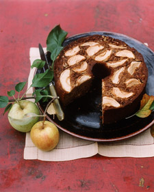 Image of Applesauce Coffee Cake, Martha Stewart