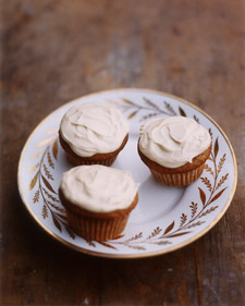 Image of Applesauce Muffins, Martha Stewart