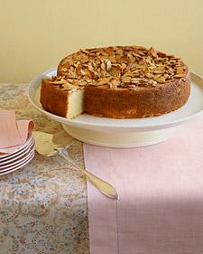 Image of Almond Semolina Cake, Martha Stewart