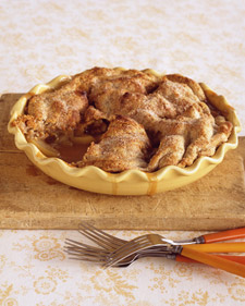 Image of Apple-Raisin Pandowdy, Martha Stewart