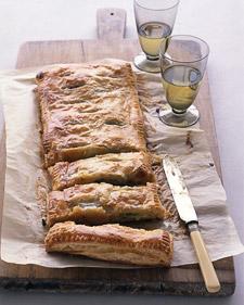 Image of Alsatian Potato Pie, Martha Stewart