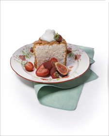 Image of Angel Food Cake, Martha Stewart