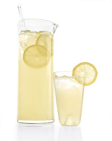Recipes for lemonade