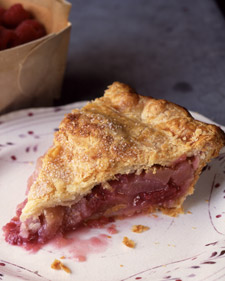 Image of Apple-Raspberry Pie, Martha Stewart