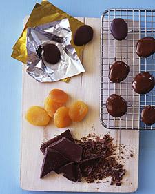 Image of Apricot Gelt, Martha Stewart