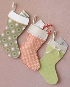 Paper Stockings