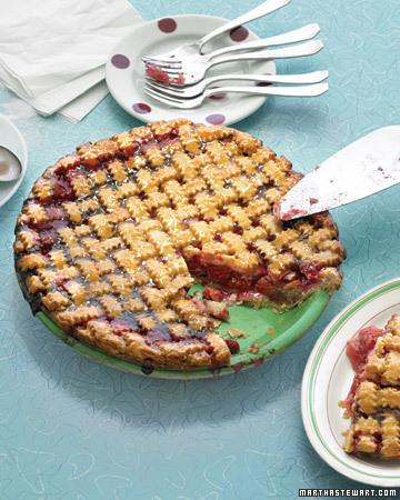 cherry pie. Sour-Cherry Pie - Martha