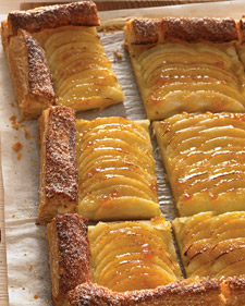 Image of Apple Tart, Martha Stewart