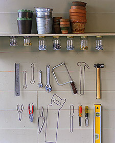 Tool Wall