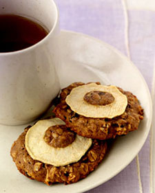 Image of Apple Currant Cookies, Martha Stewart