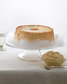 Image of Angel Food Cake, Martha Stewart