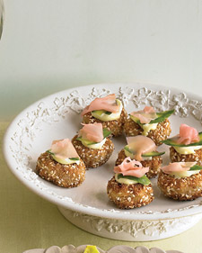 Image of Asian Crab Cakes, Martha Stewart