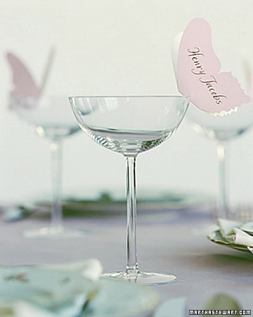 butterflyplacecard spr00 xl Baú de idéias: Decoração de casamento rosa I