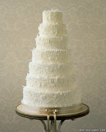 Would you ever make your own wedding cake