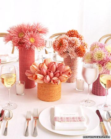 a101141 win05 table01 xl Baú de idéias: Decoração de casamento rosa I