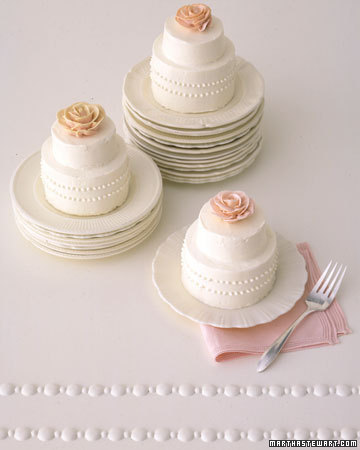 simple red and white wedding cakes. White Wedding Cakes
