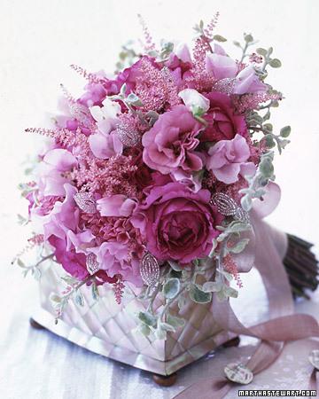 گالری تصاویر دسته گل های زیبا و جدید عروس