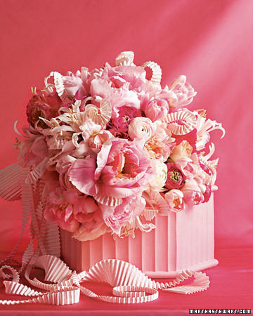 Pink Wedding Centerpieces Decor