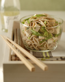 Image of Asian Noodle Salad, Martha Stewart