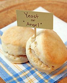 Image of Angel Biscuits, Martha Stewart