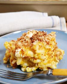 Image of Squash Baked Macaroni, Martha Stewart