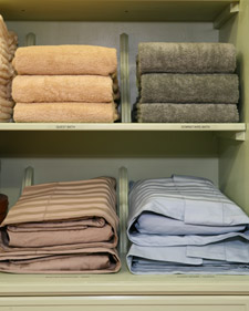 Good Thing: 3 Organizing Tips for the Linen Closet