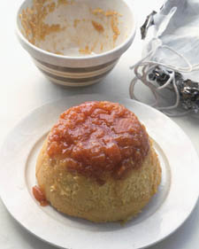 Image of Apricot Pudding, Martha Stewart